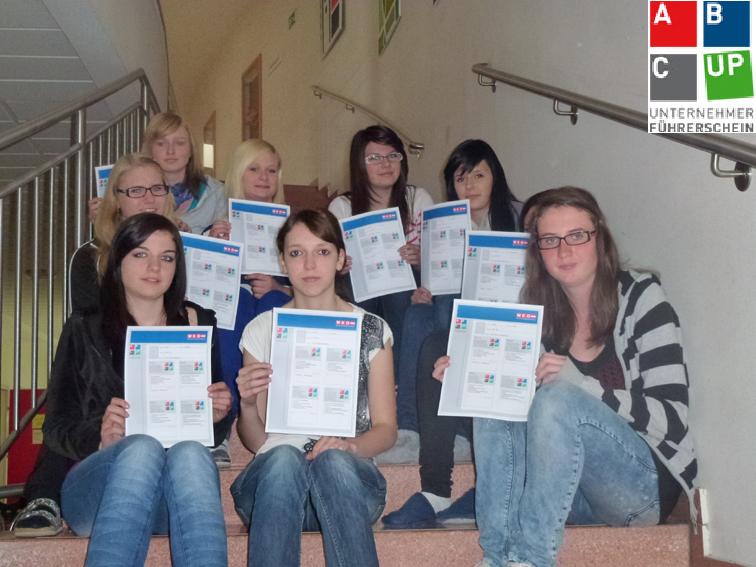 Absolventinnen des WKO-Unternehmerführerscheins